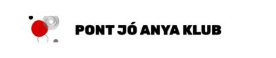 Pont jó anya Klub Logo